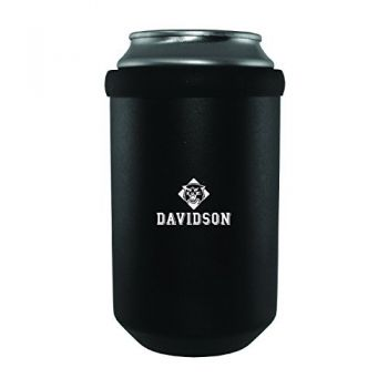 Davidson College-Ultimate Tailgate Can Cooler-Black