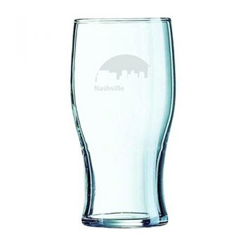 Nashville, Tennessee-19.5 oz. Pint Glass