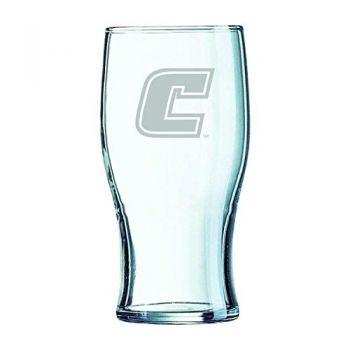 University of Tennessee at Chattanooga-Irish Pub Glass