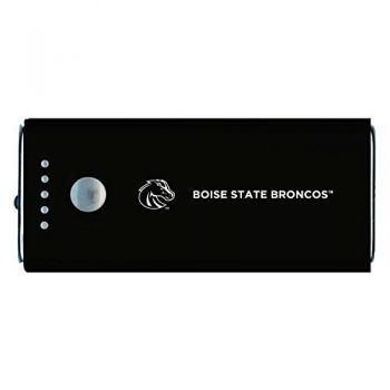 Boise State University -Portable Cell Phone 5200 mAh Power Bank Charger -Black