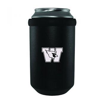 Wesleyan University -Ultimate Tailgate Can Cooler-Black