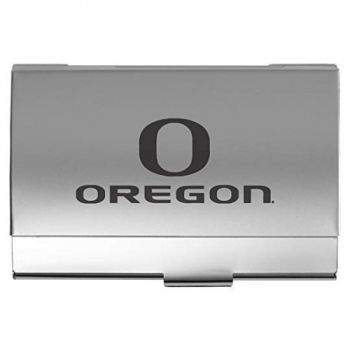 University of Oregon - Pocket Business Card Holder