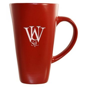 Washington University in St. Louis-16 oz. Tall Ceramic Coffee Mug-Red
