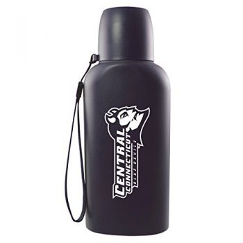 Central Connecticut University-16 oz. Vacuum Insulated Canteen