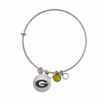 Grambling State University-Frankie Tyler Charmed Bracelet