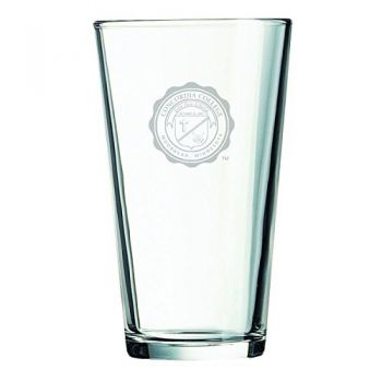 Concordia University Chicago -16 oz. Pint Glass