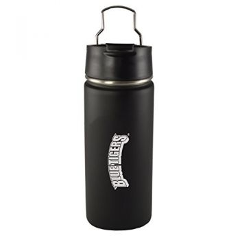 Lincoln University-20 oz. Travel Tumbler-Black