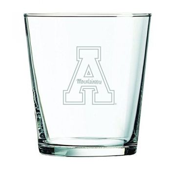 Appalachian State University -13 oz. Rocks Glass