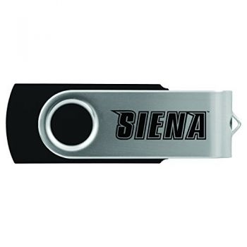 Siena College-8GB 2.0 USB Flash Drive-Black