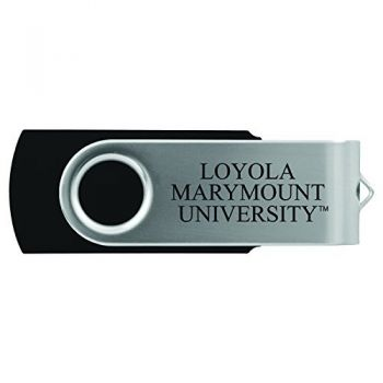 Loyola Marymount University -8GB 2.0 USB Flash Drive-Black