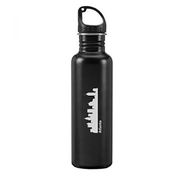 24 oz Reusable Water Bottle - Atlanta City Skyline