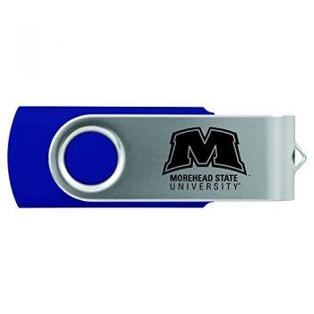 Morehead State University -8GB 2.0 USB Flash Drive-Blue