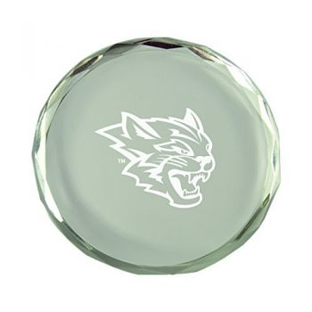 California State University, Chico-Crystal Paper Weight