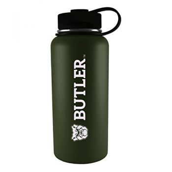 Butler University -32 oz. Travel Tumbler-Gun Metal