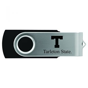 Tarleton State University -8GB 2.0 USB Flash Drive-Black