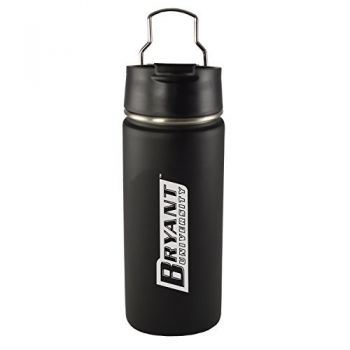 Bryant University -20 oz. Travel Tumbler-Black