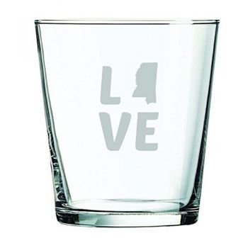 13 oz Cocktail Glass - Mississippi Love - Mississippi Love