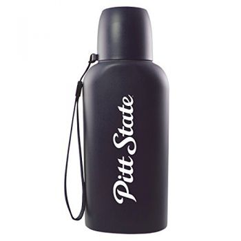 Pittsburg State University-16 oz. Vacuum Insulated Canteen