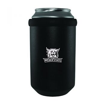 Weber State University -Ultimate Tailgate Can Cooler-Black