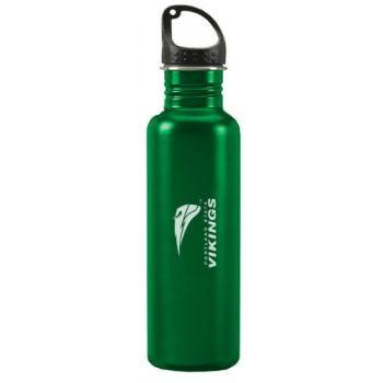 Portland State University - 24-ounce Sport Water Bottle - Green