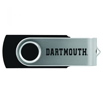 Dartmouth College-8GB 2.0 USB Flash Drive-Black