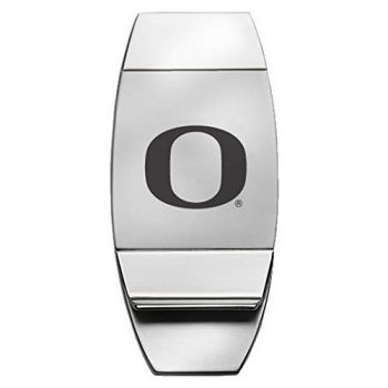 University of Oregon - Two-Toned Money Clip