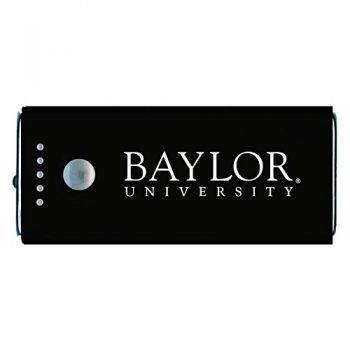 Baylor University -Portable Cell Phone 5200 mAh Power Bank Charger -Black