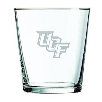 University of Central Florida -13 oz. Rocks Glass