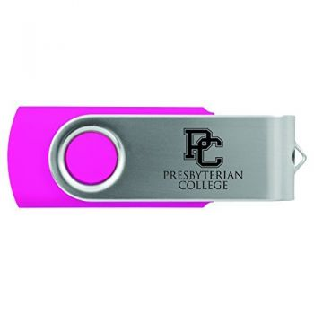 Presbyterian College -8GB 2.0 USB Flash Drive-Pink