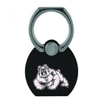 Fresno State Multi-Functional Phone Stand Tech Ring Black