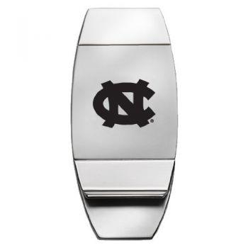 University of North Carolina - Two-Toned Money Clip
