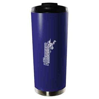 California State University, Bakersfield-16oz. Stainless Steel Vacuum Insulated Travel Mug Tumbler-Blue