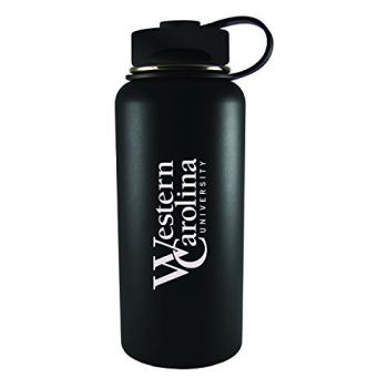 Western Carolina University -32 oz. Travel Tumbler-Black