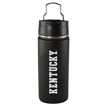 University of Kentucky -20 oz. Travel Tumbler-Black