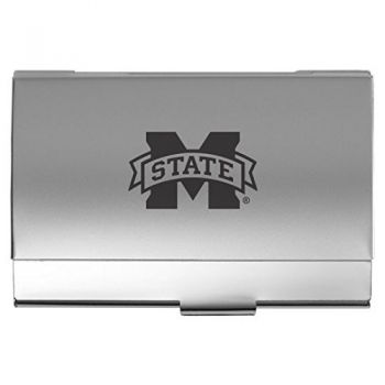Mississippi State Univerty - Pocket Business Card Holder