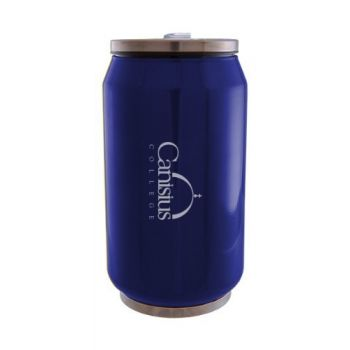Canisius College - Stainless Steel Tailgate Can - Blue