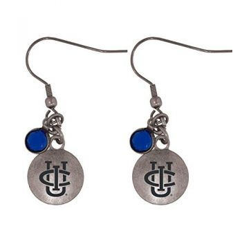 University of California, Irvine-Frankie Tyler Charmed Earrings