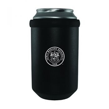 James Madison University-Ultimate Tailgate Can Cooler-Black