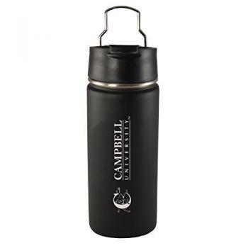 Campbell University -20 oz. Travel Tumbler-Black