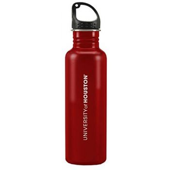 24 oz Reusable Water Bottle - University of Houston