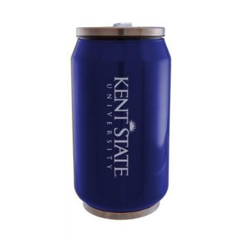 Kent State University - Stainless Steel Tailgate Can - Blue