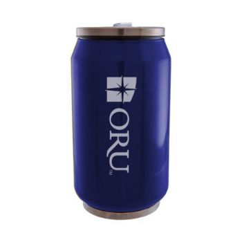 Oral Roberts University - Stainless Steel Tailgate Can - Blue