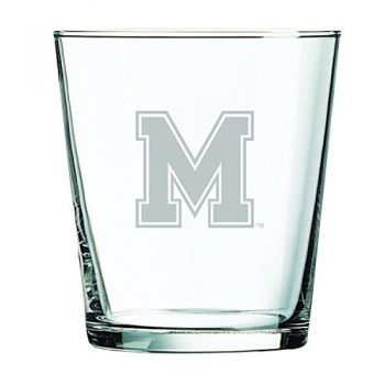 13 oz Cocktail Glass - Memphis Tigers