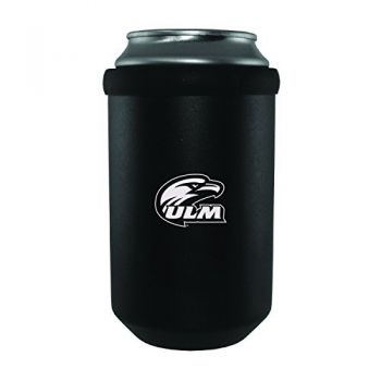 University of Louisiana at Monroe-Ultimate Tailgate Can Cooler-Black