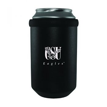 Coppin State University -Ultimate Tailgate Can Cooler-Black