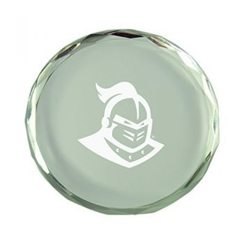 University of Central Florida-Crystal Paper Weight