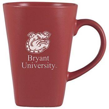 Bryant University -14 oz. Ceramic Coffee Mug-Pink