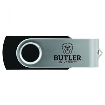 Butler University -8GB 2.0 USB Flash Drive-Black