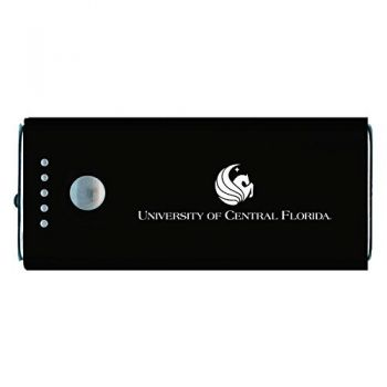University of Central Florida -Portable Cell Phone 5200 mAh Power Bank Charger -Black