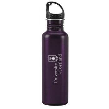 University of Portland - 24-ounce Sport Water Bottle - Purple